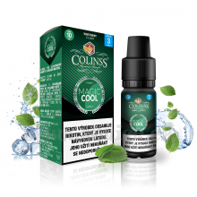 E-liquid Colinss 10ml / 0mg: Magic Cool (Ledový mentol)