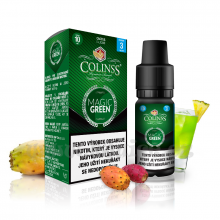 E-liquid Colinss 10ml / 12mg: Magic Green (Osvěžující kaktus)