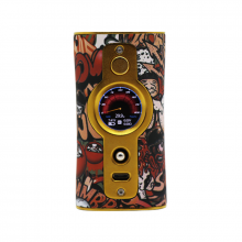 Elektronický grip: Vsticking VK530 200W Mod (J-Graffiti-Gold)