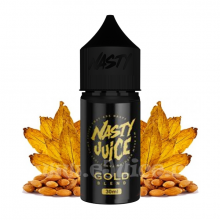 Příchuť Nasty Juice: Gold Blend (Tabák s mandlemi) 30ml