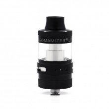 Clearomizér Steam Crave Aromamizer Lite RTA 23mm (3,5ml) (Černý)
