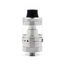 Clearomizér Steam Crave Aromamizer Lite RTA 23mm (3,5ml) (Stříbrný)