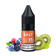 E-liquid Salt Brew Co 10ml / 20mg: Summer Dream (Kiwi a lesní plody)