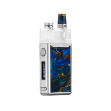 Elektronická cigareta: Orchid IQS Pod Kit (950mAh) (Resin Blue)
