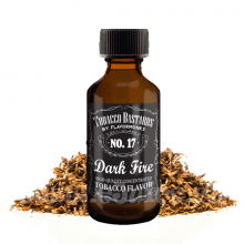 Příchuť Tobacco Bastards: No. 17 Dark Fire (Burley tabák) 10ml