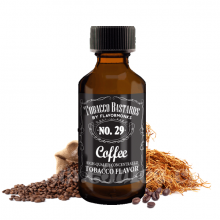 Příchuť Tobacco Bastards: No. 29 Coffee (Kávový tabák) 10ml