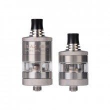 Clearomizér Steam Crave Glaz Mini MTL RTA (2ml / 5ml) (Stříbrný)