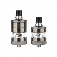 Clearomizér Steam Crave Glaz Mini MTL RTA (2ml / 5ml) (Gunmetal)