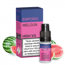 E-liquid Emporio High VG 10ml / 1,5mg: Meloun