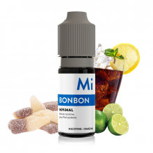 E-liquid The Fuu MiNiMAL 10ml / 10mg: Sour Candy (Kyselé želé bonbony)