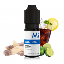 E-liquid The Fuu MiNiMAL 10ml / 20mg: Sour Candy (Kyselé želé bonbony)