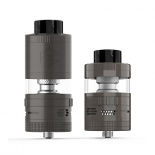Clearomizér Steam Crave Aromamizer Plus V2 RDTA - Advanced Kit (8ml/16ml) (Gun Metal)
