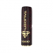 Hybridní mechanický grip: THC Tauren 2v1 Smart Mech Mod (Brass Cracked)