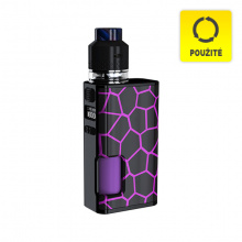 Elektronický grip: WISMEC Luxotic Surface Squonk Kit (Honeycomb) (II. JAKOST)