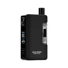Elektronická cigareta: Joyetech EXCEED Grip Plus Pod Kit (Black)