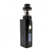 Elektronický grip: Asmodus Colossal Premium Kit s Wotofo Flow (Black)