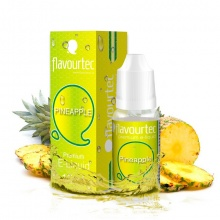 E-liquid Flavourtec 10ml / 9mg: Ananas (Pineapple)