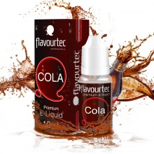 E-liquid Flavourtec 10ml / 3mg: Kola (Cola)