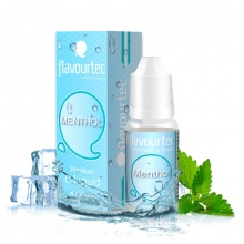 E-liquid Flavourtec 10ml / 3mg: Mentol (Menthol)