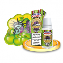 E-liquid American Stars 10ml / 9mg: Big Swapple
