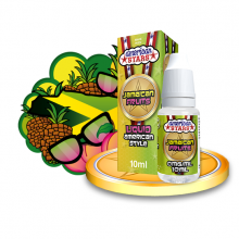 E-liquid American Stars 10ml / 0mg: Jamaican Fruits