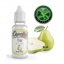 Příchuť Capella: Hruška se stévií (Pear with Stevia) 13ml