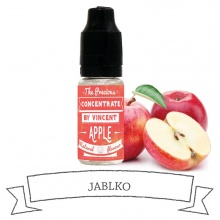 Příchuť Vincent Classic: Jablko (Apple) 10ml (EXP: 07/2017)