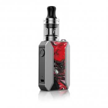 Elektronická cigareta: VooPoo Drag Baby Trio Kit (1500mAh) (Rhodonite)