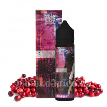 Příchuť Super Suppai: Cranberry (Brusinka) 18ml