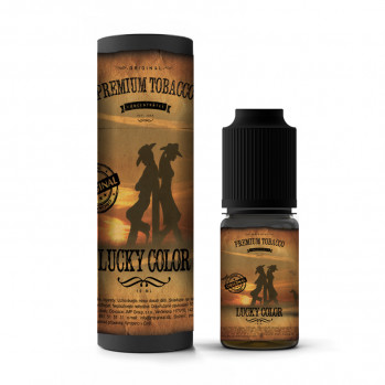 Příchuť Premium Tobacco: Lucky Color 10ml