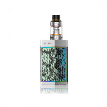 Elektronický grip: VooPoo Too 180W Kit s UFORCE (Silver Turquoise)
