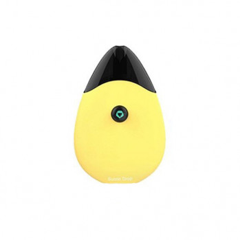 Elektronická cigareta: Suorin Drop Pod Kit (300mAh) (Yellow)
