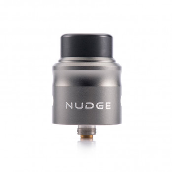RDA atomizér Wotofo Nudge 24mm (Gun Metal)