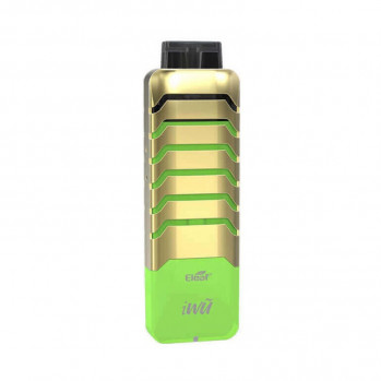 Elektronická cigareta: Eleaf iWu Pod Kit (700mAh) (Gold Greenery)