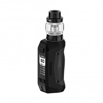 Elektronický grip: GeekVape Aegis Mini Kit s Cerberus Tank (2200mAh) (Stealth Black)