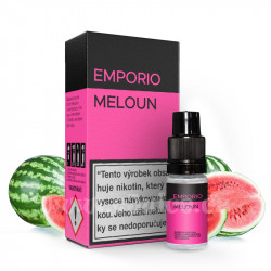 E-liquid Emporio 10ml / 12mg: Meloun